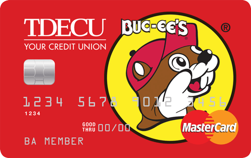 Bucee's Credit Card