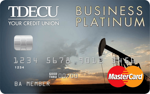 Business Platinum MasterCard